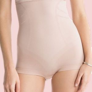 Spanx Hi-Waisted Body 1457 N/S ROSE GOLD